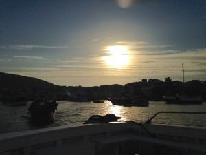 Harbour Fisterra