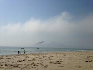 Praia de San Roque 1