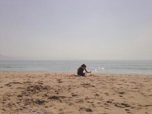 Praia de San Roque 2