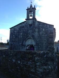 San María do Leboreiro