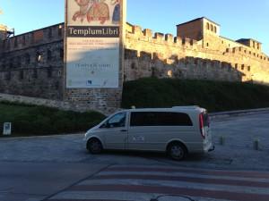 Ponferrada, Castillo de los Templarios