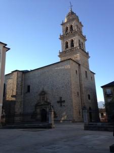 Basilica de la Encina Ponferrada