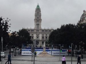 Town Hall Avenida Dos Aliados