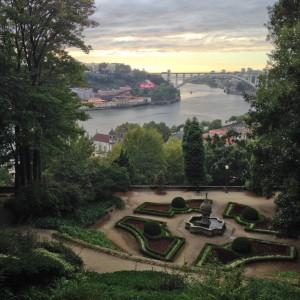 Arrábida Bridge, Garden, Palacio de Cristal