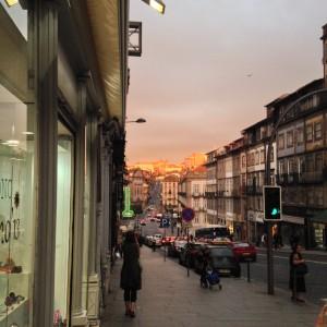 Street view Porto
