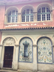 Casa Dos Penedos, Sintra